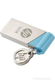 HP V 215 B 16 GB Utility Pendrive(Multicolor)