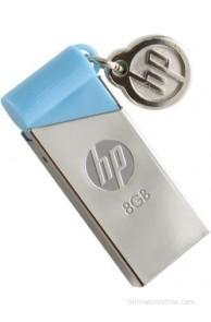 HP V 215 B 8 GB Utility Pendrive(Multicolor)
