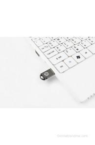 HP V-220 W 16 GB Utility Pendrive(Silver)