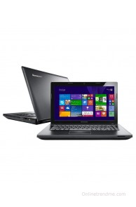 Lenovo Essential G405 Laptop (59-415701) (AMD APU A4- 2GB RAM- 500GB HDD- 35.56cm (14)- DOS- 256 MB Graphics) (Black)