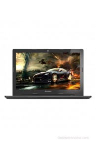 Lenovo G50-80 Notebook (80E502Q3IH) (5th Generation Intel Core i3- 4GB RAM- 1TB HDD- 39.62 cm (15.6)- DOS- 2GB Graphics) (Black)