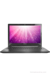 Lenovo G50-30 Notebook (4th Gen PQC/ 4GB/ 500GB/ Free DOS) (80G001VNIN)(15.6 inch, Black)
