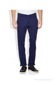 Code Blue Slim Fit Trousers