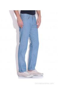 Levis Blue Basics Jeans 504