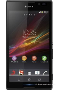 Sony Xperia C(Black, 4 GB