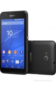 Sony Xperia E 4G Dual(Black, 8 GB)