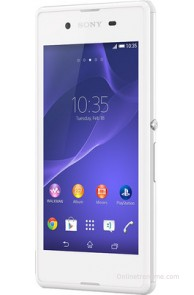 Sony Xperia E3(White, 4 GB)