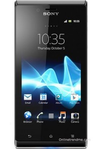 Sony Xperia J(White, 4 GB)