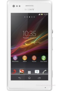 Sony Xperia M(White, 4 GB)