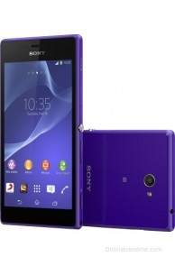 Sony Xperia M2 Dual(Purple, 8 GB)