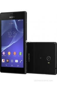 Sony Xperia M2 Dual(Black, 8 GB)