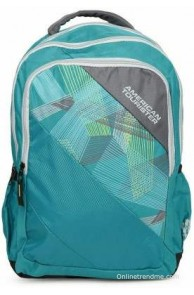American Tourister Code 03 20 L Backpack(Blue)