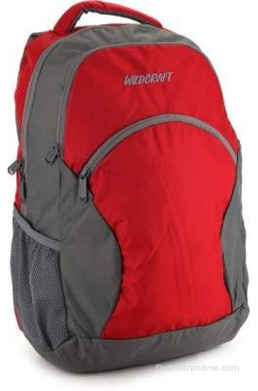 eeb5b8f6b Wildcraft Ace 21 L Laptop Backpack(Red, Size - 18)