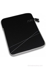 Clublaptop 15.6 inch Sleeve/Slip Case(Black & Grey 22)