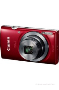 Canon Digital IXUS 160 Point & Shoot Camera(Red)