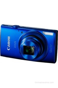 Canon Digital IXUS 170 Point & Shoot Camera(Blue)