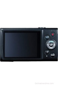 Canon Digital IXUS 170 Point & Shoot Camera(Black)