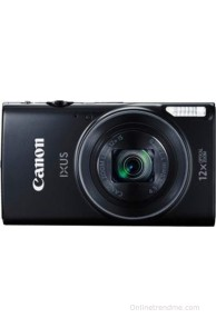 Canon Digital IXUS 275 HS Point & Shoot Camera(Black)