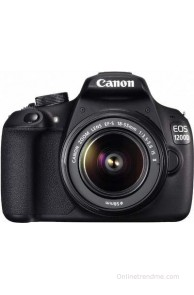 Canon EOS 1200D Kit (EF S18-55 IS II) DSLR Camera(Black)