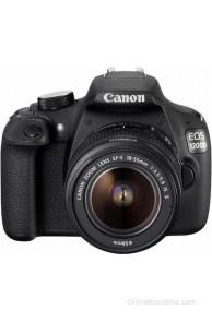 Canon EOS 1200D Kit (EF S18-55 IS II) DSLR Camera(Black)