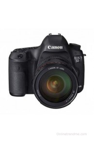 Canon EOS 5D Mark III Kit (EF 24-105 mm f/4L IS USM) DSLR Camera