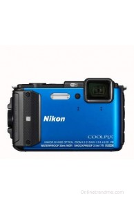 Nikon Coolpix AW130 Point & Shoot Camera(Blue)