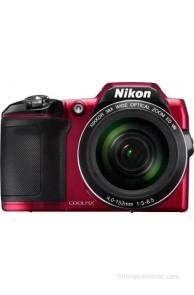 Nikon Coolpix L840 Point & Shoot Camera(Red)