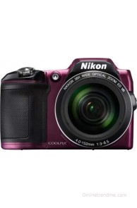 Nikon Coolpix L840 Point & Shoot Camera(Plum)