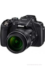 Nikon Coolpix P610 Point & Shoot Camera(Black)