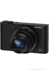 Sony Cyber-shot DSC-WX500/BCE32 Point & Shoot Camera(Black)