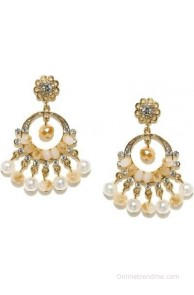 Anouk Premium Metal Drop Earring