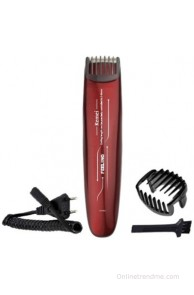 Kemei Electric Hair Clipper KM-2013 Trimmer For Men(Red)
