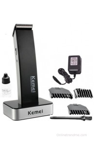Kemei km-619 KM-619 Trimmer For Men(Black)