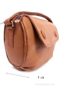 Belladona Girls, Women Evening/Party, Sports, Casual, Formal Brown Leatherette Sling Bag